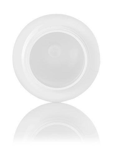 250 cc white PET plastic pill packer bottle with 45-400 neck finish