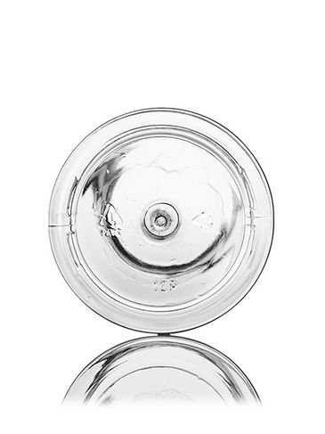 300 cc clear PET plastic pill packer bottle with 45-400 neck finish