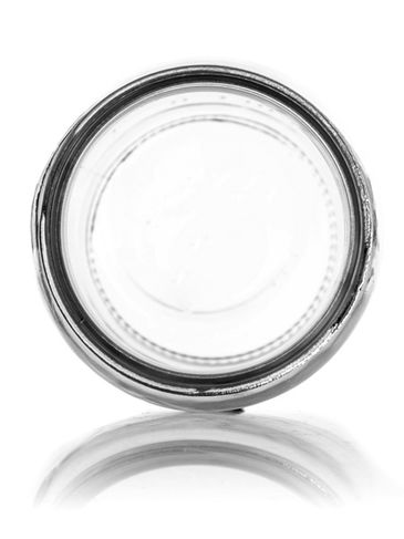 16 oz clear glass jar with 70-450G neck finish