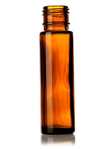 10 mL amber glass roll on bottle (test for product compatibility)