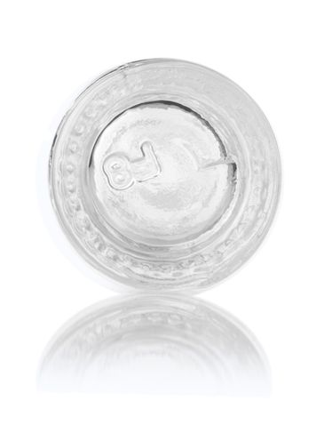 10 mL clear glass roll on bottle (test for product compatibility)
