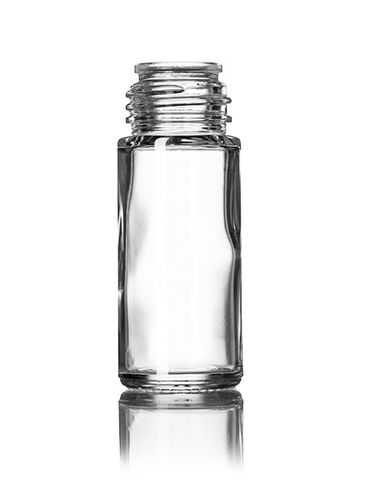 30 mL clear glass perfume bottle (test for product compatibility)