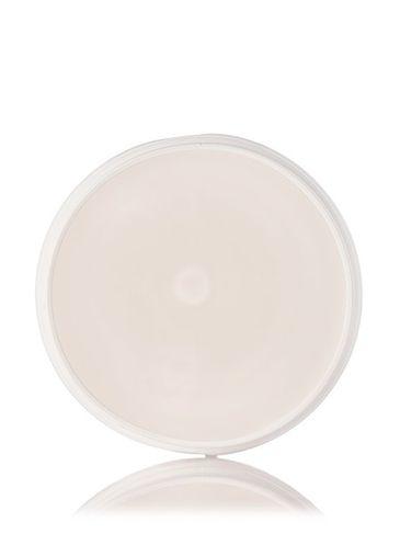 32 oz white HDPE plastic single wall jar with 89-400 neck finish
