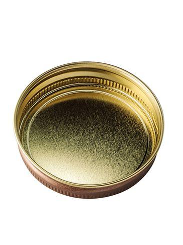 Rustic bronze metal 70-450G unlined lid