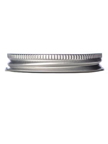 Silver aluminum 58-400 lid with foam liner
