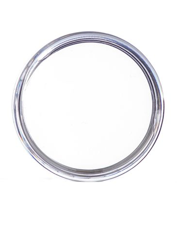 Clear PS plastic 33-400 unlined dome lid