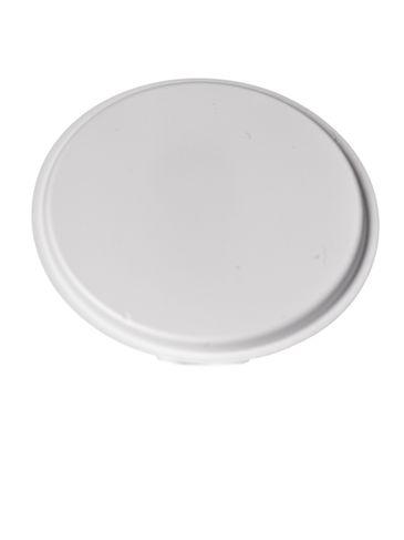 White PVC plastic 53 mm sealing disc