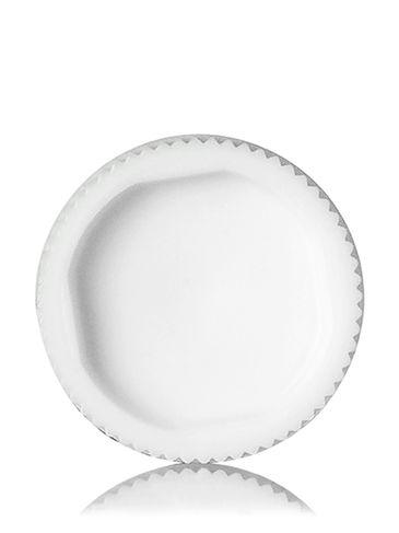 0.15 oz white PP plastic lip balm tube (lid sold separately)